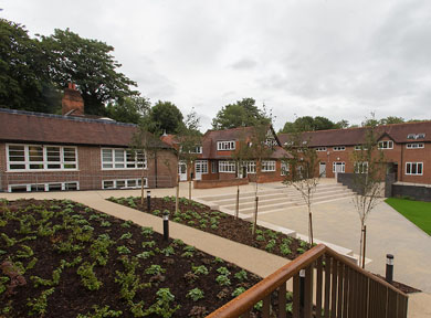 The Mount Mill Hill School