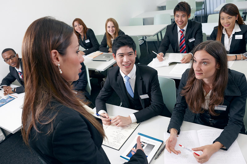 BHMS - Business and Hotel Management School